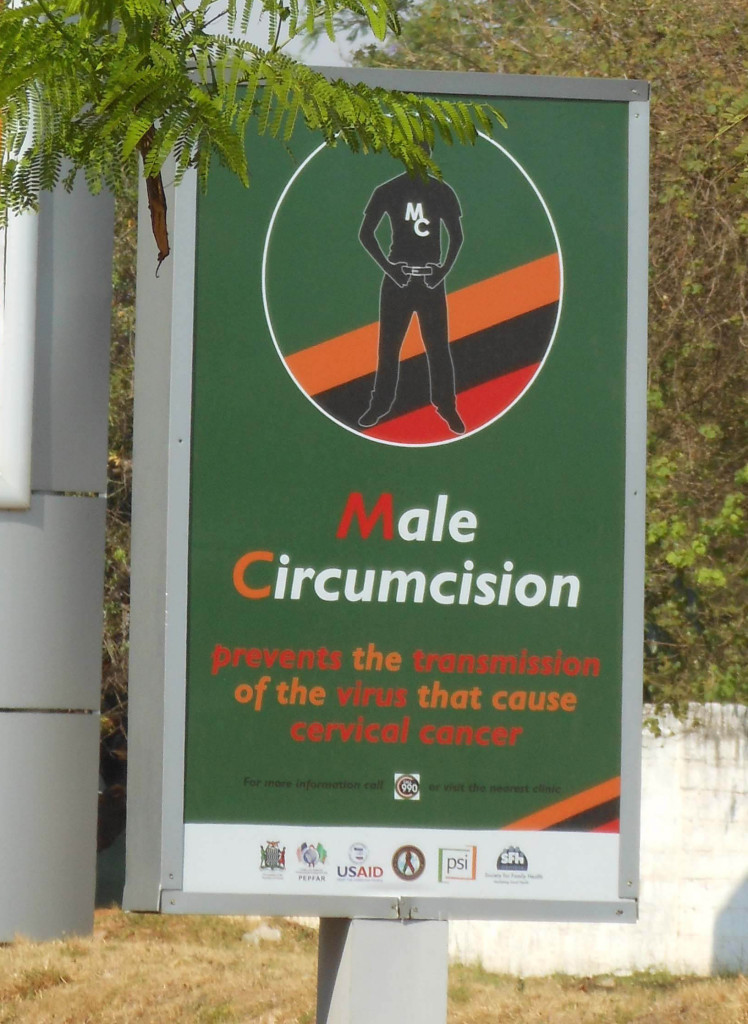 Zambia has very strange ideas...