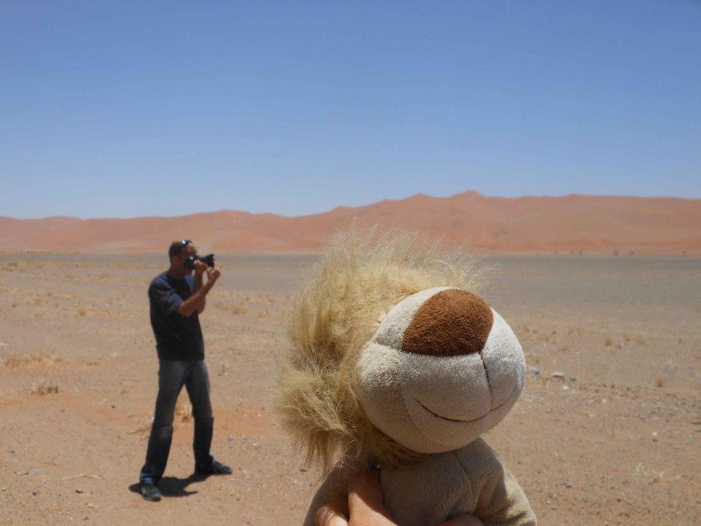 Leo, Jonathan, dunes