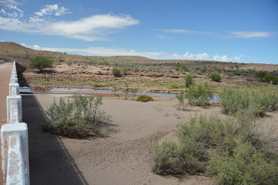 First Crossing of the Fish River