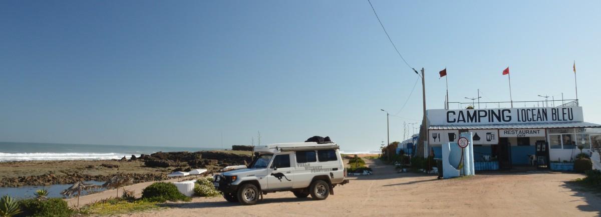 Camping L'Ocean Bleu