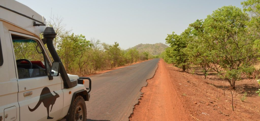 The Good Road to the Mali Border