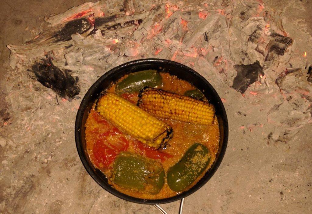 Campfire Couscous