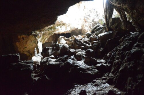 Gcwihaba Caves