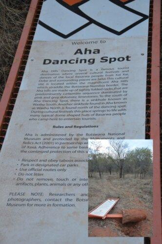 The Dancing Spot