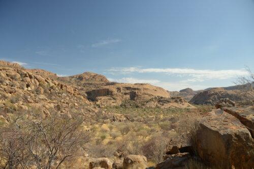 Ameib Ranch Campsite