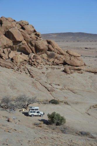 Namib Naukluft Campsite